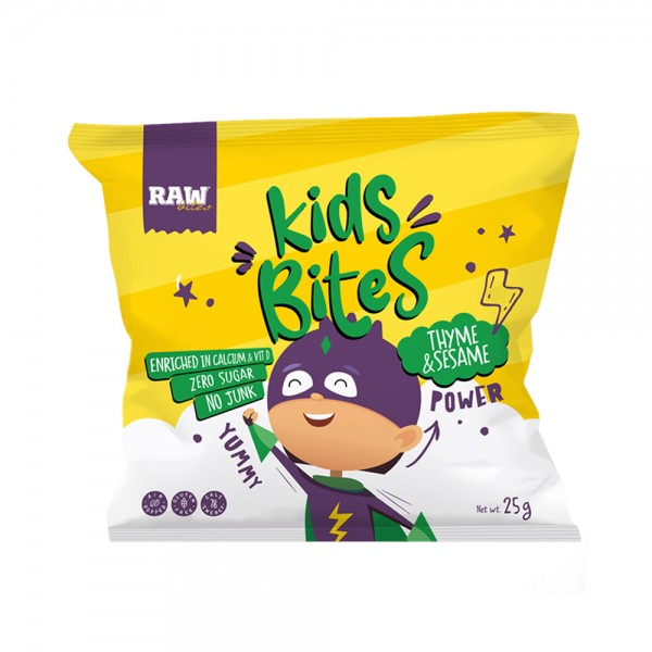KIDS THYME+SYSAME CHIPS