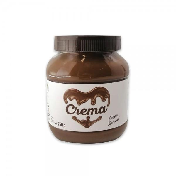 CREMA Vaso Cacao 750g