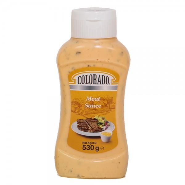 Colorado Meat Sauce Bottle 530g