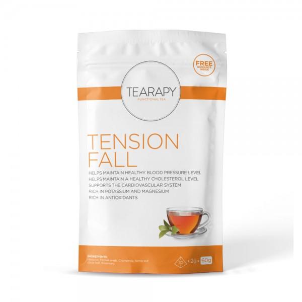 TENSION FALL TEA BAGS