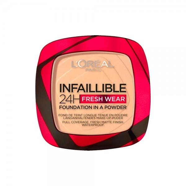 l'Oréal Paris  - 24H FreshWear Foundation in a Powder