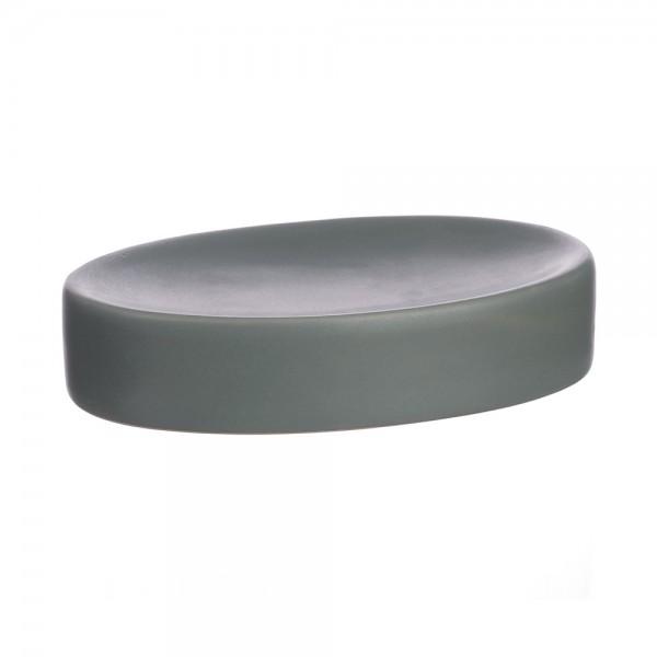 CERAMIC SOAP HOLDER MX COLOR 13x9x3CM