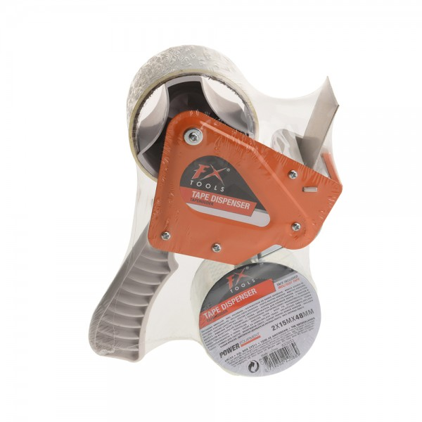 TAPE ROLLER WITH 2X TAPES