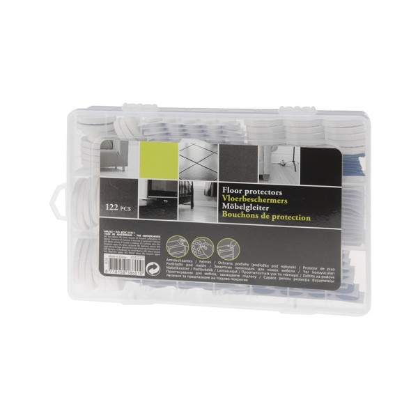 FLOOR PROTECTOR SET IN PV BOX