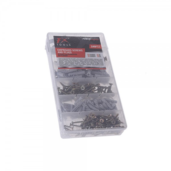 SCREWS AND PLUGS 2 SETS
