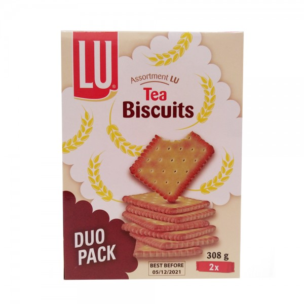 2xTEA BISCUITS MULTIPACK
