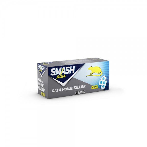Smash Plus Rat & Mouse Killer