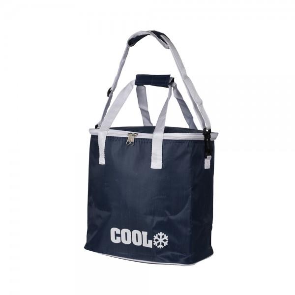 COOLER BAG  DARK BLUE CLR