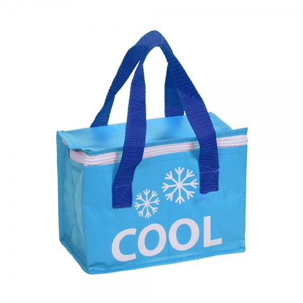 COOLER BAG PP MIXED CLR