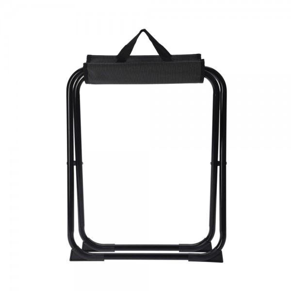 CHAIR FOLDABLE LUXE ANTHRACITE