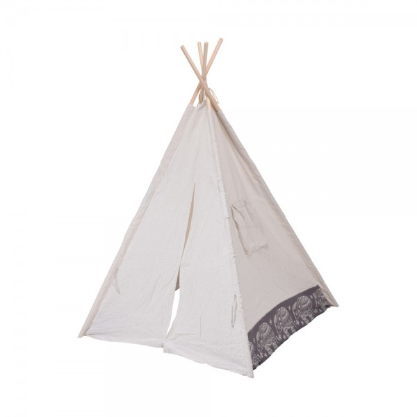 TIPI TENT COTTON AND POLYESTER