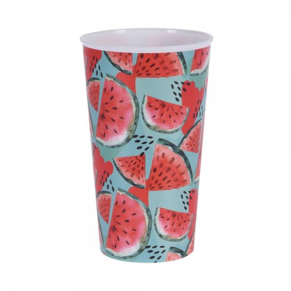 PLASTC CUP SET 650ML