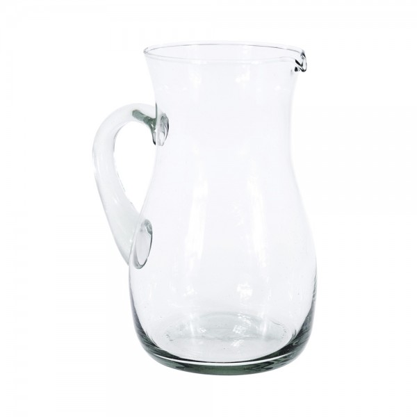 DECANTER GLASS RECYCLED