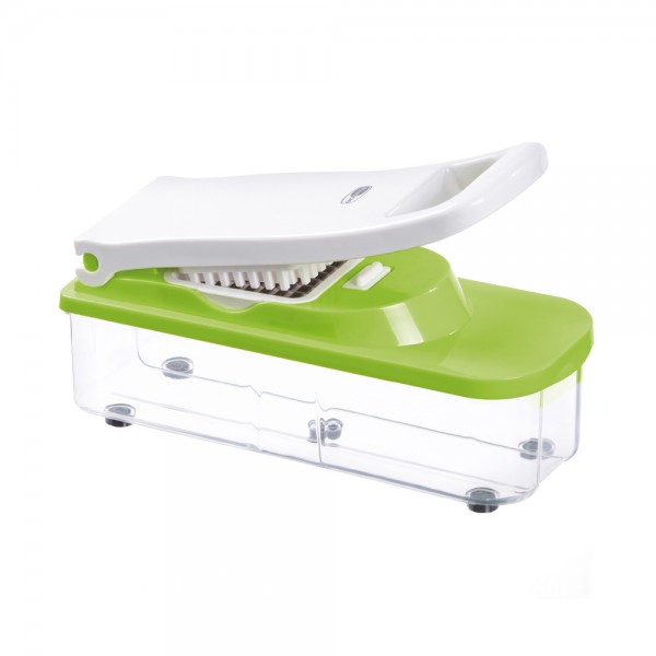 SLICER WITH BOX ABS 29X16CM
