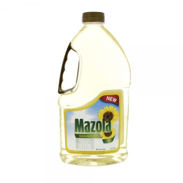 Mazola Sunflower Oil 1.5L