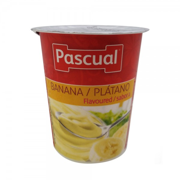 Pascual Banana Yogurt