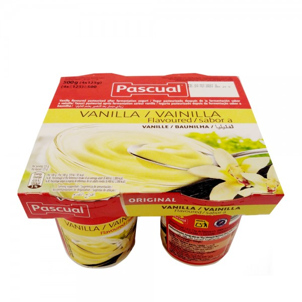 Pascual Dessert Vanilla
