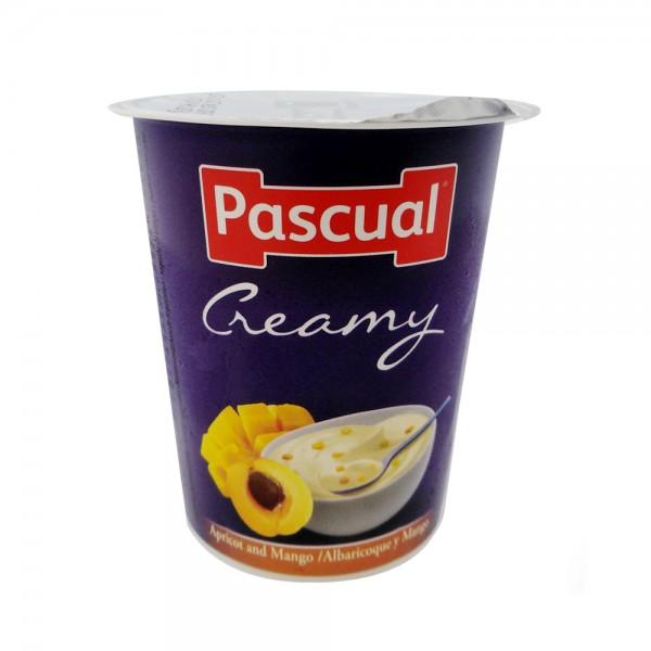 Pascual Cream Apricot & Mango