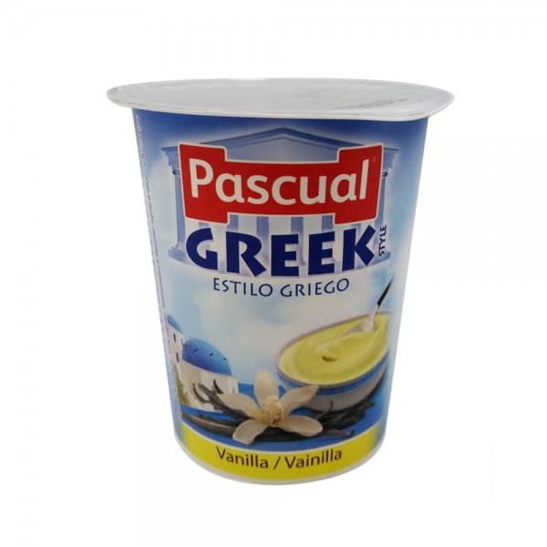 Pascual Greek Style Vanilla Yogurt