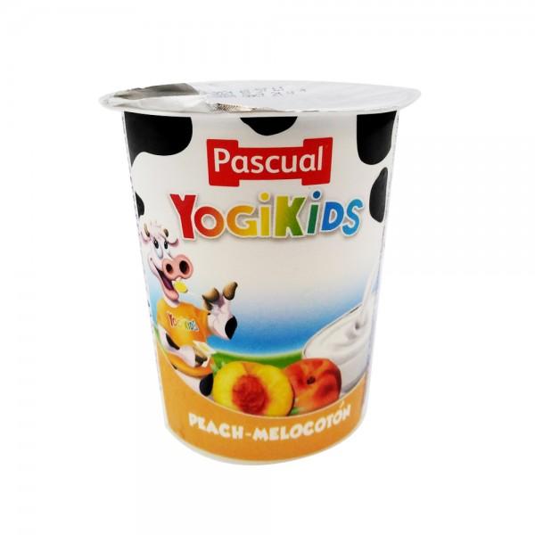 Pascual Yogkids Peach Yogurt