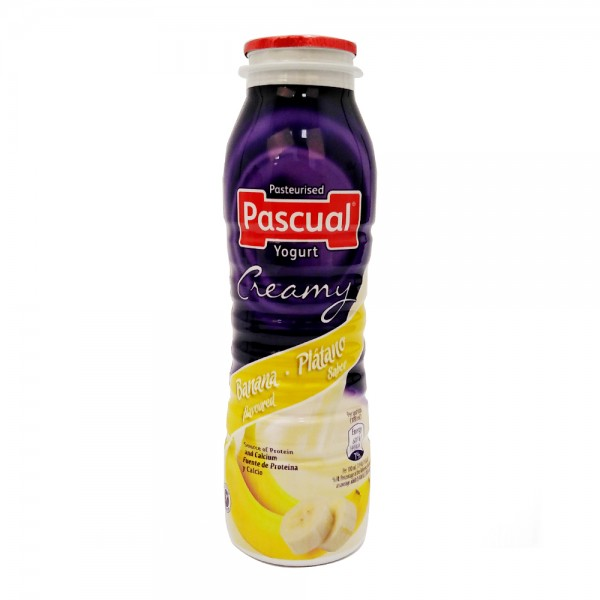 Pascual Drinking Banana Yogurt