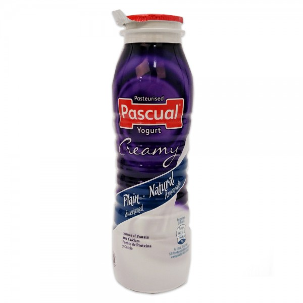 Pascual Drinking Plain With Sugar Yogurt