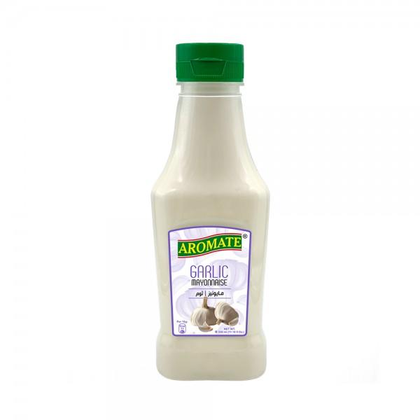 Aromate Mayonnaise Garlic Squeeze