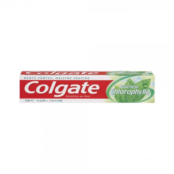 TOOTHPASTE CHLOROPHYLLE