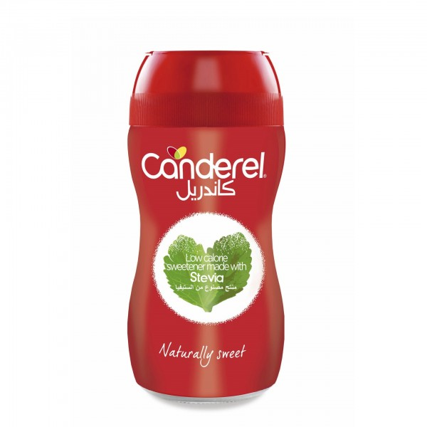 CANDEREL Stevia Granulated Sweetener 40G