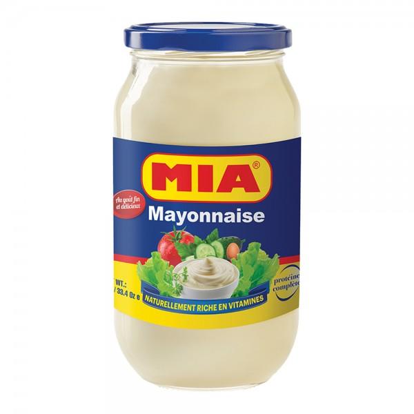 Mia Mayonnaise 1000ml