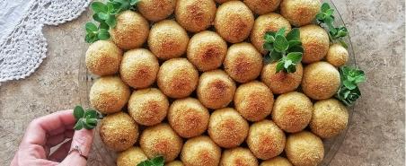 Mashed Potato Balls