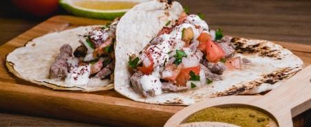 Shawarma Tacos